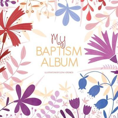 My Baptism Album by Elena Veronesi