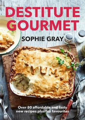 Destitute Gourmet: Over 80 affordable and tasty new recipes plus fan favourites book