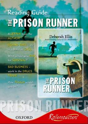 Rollercoasters Prison Runner Reading Guide by Jenny Roberts