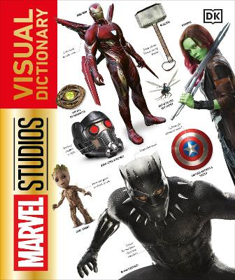 Marvel Studios Visual Dictionary book