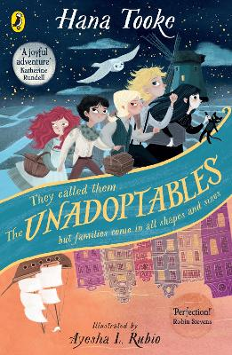 The Unadoptables: Five fantastic children on the adventure of a lifetime book