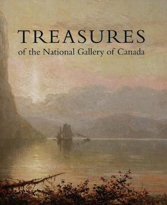 Treasures of the National Gallery of Canada by David Franklin