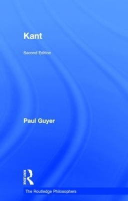 Kant by Paul Guyer