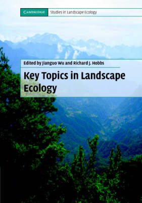 Key Topics in Landscape Ecology book