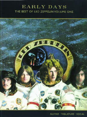 Led Zeppelin: Early Days Early Days (the Best of Led Zeppelin), Vol 1 Volume one by Led Zeppelin