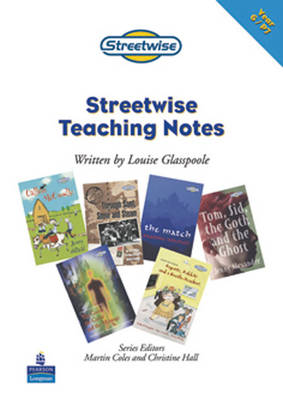 Streetwise: Year 6 Teacher's Book by Louise Glasspoole