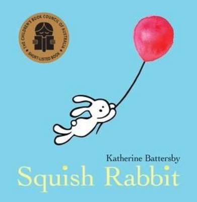 Squish Rabbit by Katherine Battersby