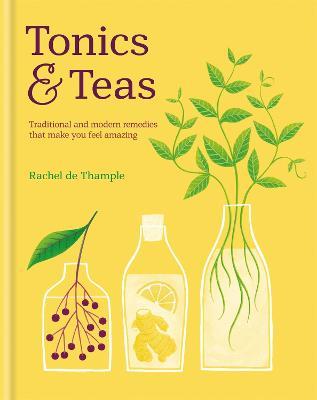 Tonics & Teas book