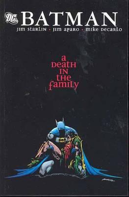 Batman A Death In The Family TP by Jim Starlin