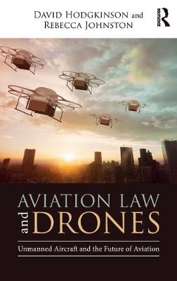 Aviation Law and Drones book