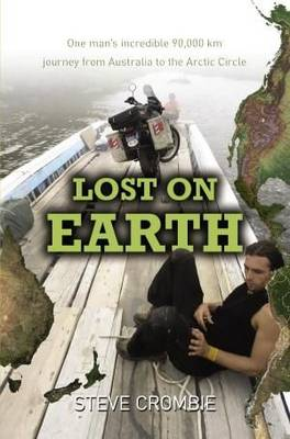 Lost on Earth book