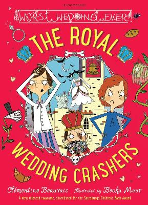 Royal Wedding Crashers by Becka Moor