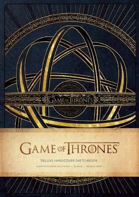 Game of Thrones: Deluxe Hardcover SketcH by .