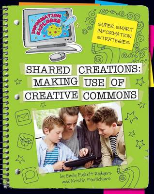 Creative Commons by Emily Pucket Rodgers, Kristin Fontichiaro
