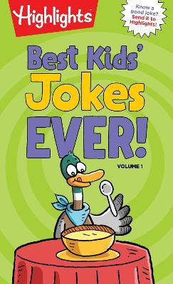 Best Kids' Jokes Ever! by Highlights