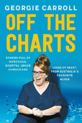 Off the Charts book
