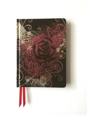 Wings of a Rose (Contemporary Foiled Journal) by Flame Tree