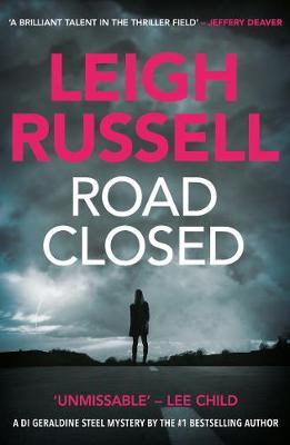 Road Closed book