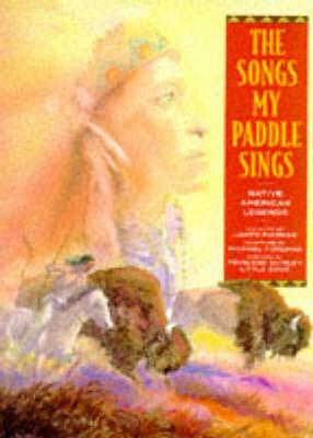 SONGS MY PADDLE SINGS by James Riordan