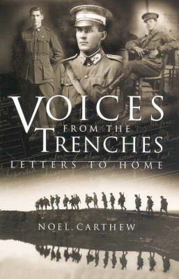 Voices from the Trenches: Letters to Home book