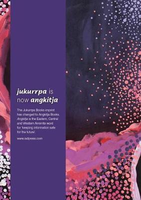 2018 Angkitja Diary book