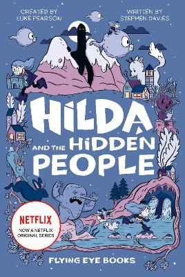 Hilda and the Hidden People book