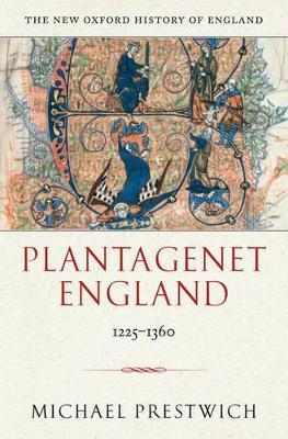 Plantagenet England book