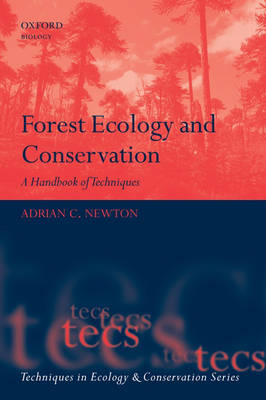 Forest Ecology and Conservation book