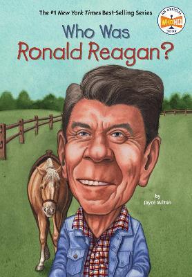 Who Was Ronald Reagan? book