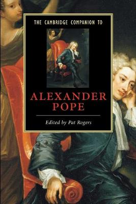 Cambridge Companion to Alexander Pope book