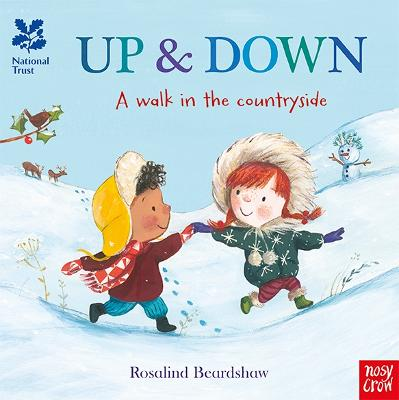 National Trust: Up and Down, A Walk in the Countryside by Rosalind Beardshaw