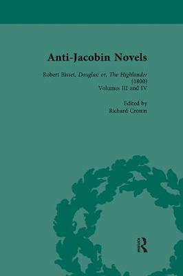 Anti-Jacobin Novels, Part I, Volume 5 by W M Verhoeven