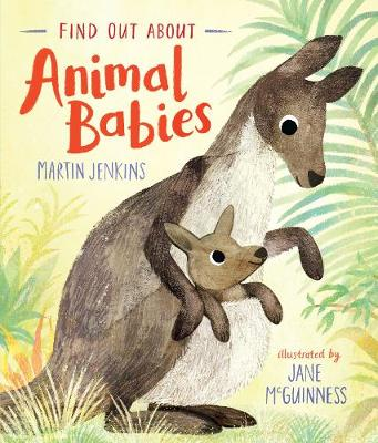 Find Out About ... Animal Babies book