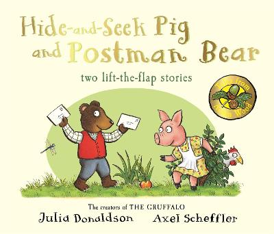 Tales From Acorn Wood: Hide-and-Seek Pig and Postman Bear book