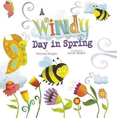 Windy Day in Spring by ,Charles Ghigna