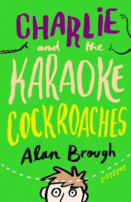 Charlie and the Karaoke Cockroaches book