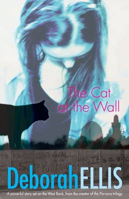 Cat at the Wall book