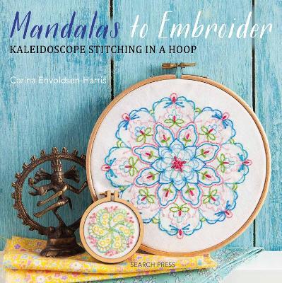 Mandalas to Embroider by Carina Envoldsen-Harris