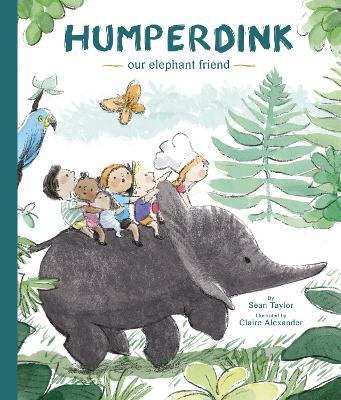 Humperdink Our Elephant Friend book