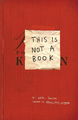 This Is Not A Book book