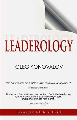 Leaderology by Oleg Konovalov