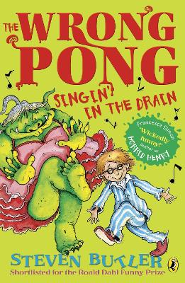 Wrong Pong: Singin' in the Drain by Steven Butler