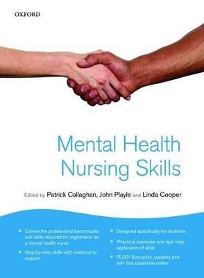 Mental Health Nursing Skills book
