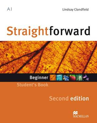 Straightforward 2nd Edition Beginner Student's Book & Webcode Pack by Lindsay Clandfield