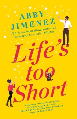 Life's Too Short: the most hilarious and heartbreaking read of 2021 book