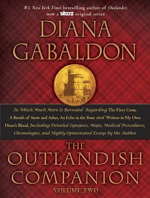 The Outlandish Companion, Volume 2 by Diana Gabaldon