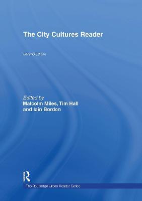 City Cultures Reader book