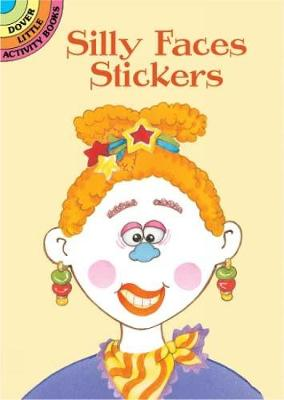 Silly Faces Stickers by Cathy Byelon