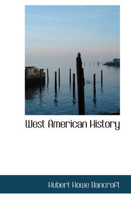 West American History book