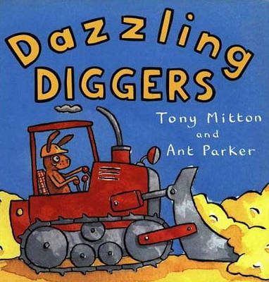 Dazzling Diggers book